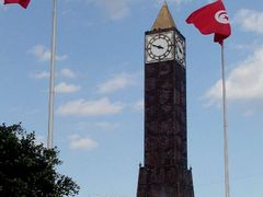 Tunis, zegar by <b>anemar</b> ( a Panoramio image )