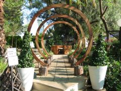 """Pretty Gardens"" Nursery Tunnel by <b>anur</b> ( a Panoramio image )"