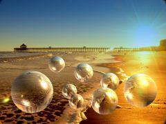 Folley Beach by <b>SCOTT CAMERON</b> ( a Panoramio image )
