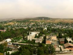 East part of Dushanbe. Tajikistan. by <b>Parviz.Tj</b> ( a Panoramio image )