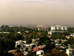 Autumn in Dushanbe. Dushanbe, Tajikistan. by <b>Parviz.Tj</b> ( a Panoramio image )