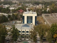 """Sodirotbonk"". Dushanbe, Tajikistan. by <b>Parviz.Tj</b> ( a Panoramio image )"