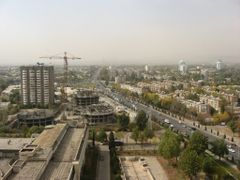 View from 16 floor. Dushanbe, Tajikistan. by <b>Parviz.Tj</b> ( a Panoramio image )