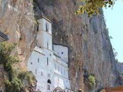 Ostrog_Gornji Manastir by <b>cedokucinar</b> ( a Panoramio image )