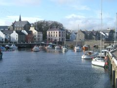 Castletown Harbour by <b>Judith,</b> ( a Panoramio image )