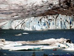 Kayaking amongst The Icebergs by <b>Steven </b> ( a Panoramio image )