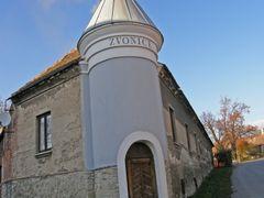 Zvonice v Pritokach(bell tower in Pritoky) by <b>Wilys (cz)</b> ( a Panoramio image )