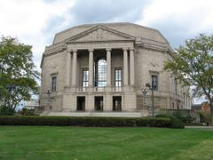 Severance Hall, Cleveland by <b>htabor</b> ( a Panoramio image )