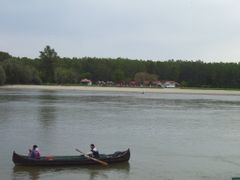 Fishermans on their boat by <b>bogdanm101</b> ( a Panoramio image )
