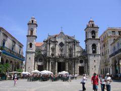 Catedral de La Habana by <b>Raul Munoz Martinez</b> ( a Panoramio image )