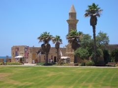 Caesarea tower by <b>PHoffmann</b> ( a Panoramio image )