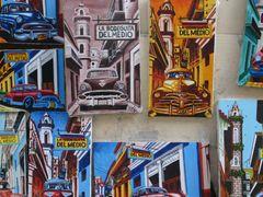 Bodeguita del Medio, Habana Vieja, Ciudad de La Habana, Cuba by <b>Hans Sterkendries</b> ( a Panoramio image )