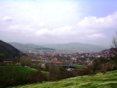entrance in kursumlija (first sight) by <b>burda</b> ( a Panoramio image )