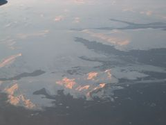 Closer-up of southeastern coast of Greenland by <b>RoadMode</b> ( a Panoramio image )