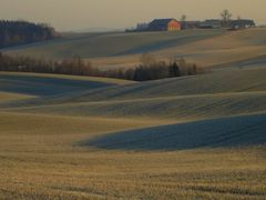 Farm near lake ?yeren march 07 by <b>Snemann</b> ( a Panoramio image )