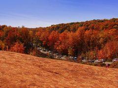 Cheltenham Badlands, Ontario, Canada by <b>MarkZou</b> ( a Panoramio image )