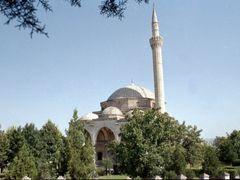 Skopje Sultan Murad camii skp by <b>hergezgin HasanErdem</b> ( a Panoramio image )