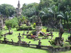 Buddha Park Laos by <b>¤? ryanhk ?¤</b> ( a Panoramio image )