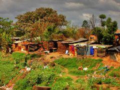 Informal settlement, Pietermaritzburg by <b>j. adamson</b> ( a Panoramio image )