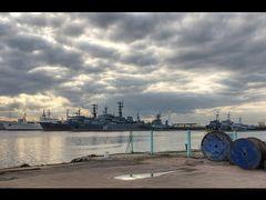 боевые корабли by <b>heeve</b> ( a Panoramio image )