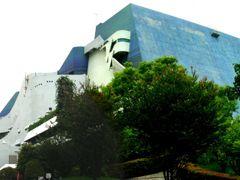 Teatro Nacional Centro Cultural Miguel Angel Asturias by <b>abaldizon</b> ( a Panoramio image )