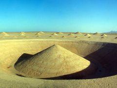 landart desert breath by <b>Constantin Voutsen</b> ( a Panoramio image )