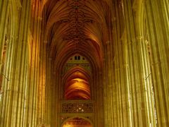 Canterbury Cathedral by <b>T.Techlowiec</b> ( a Panoramio image )