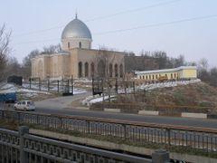 Новая Мечеть by <b>Rinat Kurbanov</b> ( a Panoramio image )