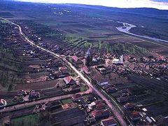 Obereidisch, [rom] <em>Ideciu de Sus</em>, [hun] <em>Felsoidecs< by <b>purligar</b> ( a Panoramio image )