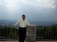 Mr. Nasir Uddin On  Mount Penn , Reading , Pennsylvania,USA.  by <b>MrNAASSIR</b> ( a Panoramio image )