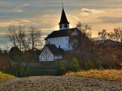Bergkirche Busingen 3 by <b>hufiz</b> ( a Panoramio image )