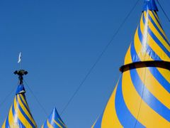 The circus comes to town - Cirque du Soleil by <b>Paul Strasser</b> ( a Panoramio image )