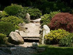 Cleveland Botanical Garden - Japanese Garden by <b>ronmak</b> ( a Panoramio image )