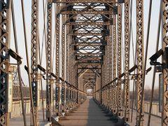 Yalu Bridge by <b>lacomi</b> ( a Panoramio image )