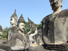 Buddha Park Near Vientiane by <b>Chouden Boy</b> ( a Panoramio image )