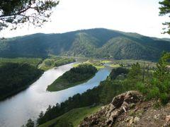 р. Менза - устье by <b>lawnmover</b> ( a Panoramio image )