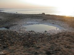 Dead Sea. Israel by <b>Alexander Kuguchin</b> ( a Panoramio image )
