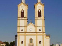 Church - Erdely Marosheviz P7270417-2 by <b>Sardi A. Zoltan ?Budapest?</b> ( a Panoramio image )