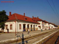 Railway station - Erdely, Marosheviz P7270424-1 by <b>Sardi A. Zoltan ?Budapest?</b> ( a Panoramio image )