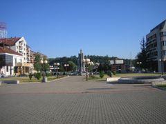 Ugljevicki centar by <b>Pajko</b> ( a Panoramio image )