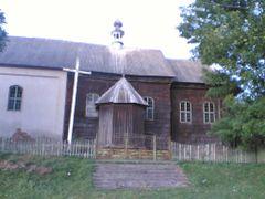 Костел - с. Стоянці, Мостиський р. by <b>Igor2017</b> ( a Panoramio image )