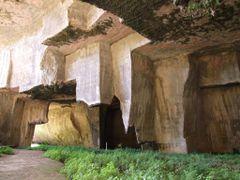 Grotta dei Cordari Siracusa - sc by <b>© Salvo Cannizzaro</b> ( a Panoramio image )