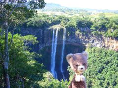 The Bear, Chamarell Waterfall (MS) by <b>The bear</b> ( a Panoramio image )