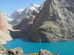 Day 5 Trekking : Allo lake 3160m by <b>Anne-Helene</b> ( a Panoramio image )