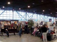 Hall Aeropuerto Arturo Merino Benitez en Santiago by <b>Patricio Cabezas</b> ( a Panoramio image )