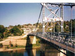 Macal River Bridge, San Ignacio, Belize by <b>htabor</b> ( a Panoramio image )