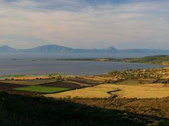 Vista II del Lago de Chapala - Chapala lake view II by <b>J.Ernesto Ortiz Razo</b> ( a Panoramio image )