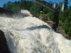Montmorency Fall Queb?c, Canada by <b>Manoo G</b> ( a Panoramio image )
