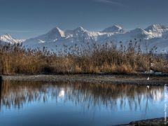 Thun, Gwatt - November dream ©AndreasF by <b>© AndreasF</b> ( a Panoramio image )