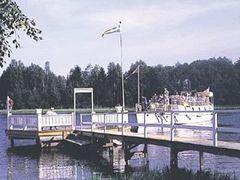 Lansmansgarden (Hotell), Angbatsbrygga.  by <b>jonas.edberg@gmail.com</b> ( a Panoramio image )
